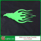 T-Shirt PU-Vinylwärmeübertragung des Qingyi Flex24colors mit ziemlich guter Qualität
