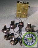 Gerador solar e carregador da multi fonte portátil da função