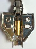 柔らかく近く完全なオーバーレイによってカスタマイズされるヒンジのステンレス鋼のキャビネットのヒンジ