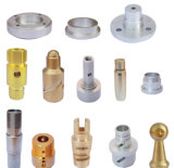 Pièces de usinage de rotation de commande numérique par ordinateur de pièces de commande numérique par ordinateur de coutume en aluminium de précision