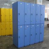 Fumeihua Blue Color Phenolic HPL Swimming Pool Locker