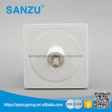 Interruptor de pared blanca de alta calidad Garantía de 5 años