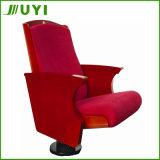 Jy-905 Salle de conférences Eglise en bois Siège pliable Chaise de théâtre