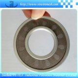 Edelstahl gesponnene Maschendraht-Filter-Platte