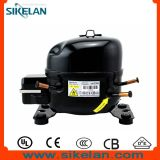 ETB 1/6HP do gás 220V do compressor Ms-Qd75yv-R600A do refrigerador da eficiência elevada