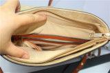 중국 공장 동향 여자 형식 자수 책가방
