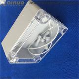 Qinuo kundenspezifischer wasserdichter staubdichter IP65 Plastikanschlußkasten