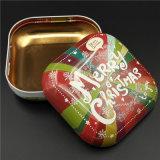 Cadre de bidon de Cookies&Sweets/boîte-cadeau en métal (S001-V7)