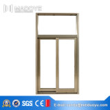Guichet de glissement en verre de matériau de construction de prix bas d'usine de la Chine
