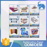 Продажи с возможностью горячей замены рулона бумаги передачи сублимации красителей для передачи тепла