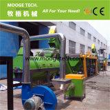 HDPE van pp Grote plastic het recyclingsmachine van het Afval van de Fles van de Melk