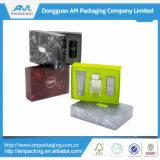 für reizender Mädchen-Verfassungs-kundenspezifischer Druck-farbenreichen Gesichtsschablonen-Verpackungs-Kasten mit Firmenzeichen