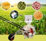 Máquina manual do milho doce do plantador do milho da máquina de semear da mão