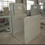 Elevador vertical de la elevación hidráulica del hogar del sillón de ruedas de la plataforma para la venta