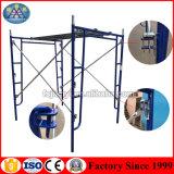 Material de construção de fábrica do fornecedor Foshan armação de aço móveis de construção de um andaime