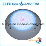 DC12V IP68 Waterproof a luz enchida Recessed da piscina do diodo emissor de luz do RGB