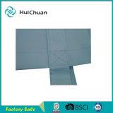 Le sac non tissé pliable, sac à provisions, réutilisent le sac Huichuan