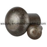 강철 금속 둥근 맨 위 단단한 주석 리베트