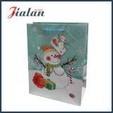 Конструкция праздника рождества подгоняет мешки подарка дешево напечатанные бумажные