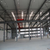 Projet de construction à charpente d'acier Tl-WS (à chaud galvanisés)