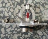 68度の自動消火器のスプリンクラー弁