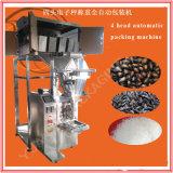 Macchina di rifornimento delle 4 teste per la particella e granulare automatici