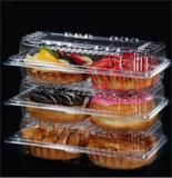 Machine en plastique de Thermoforming de cadre/conteneur de gâteau