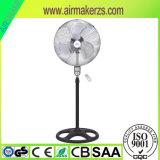 Grosse Luft-Fluss-industrielle Ventilatoren 18 Zoll - hohe Qualitätsplastikgitter-Standplatz-Ventilator
