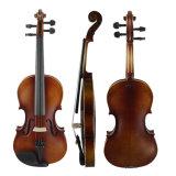 Bunnel Premier violon de flamme naturelles Outfit taille 4/4 (plein)