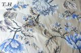 Lujo floral de la tela del sofá 2016 y tela hermosa del telar jacquar