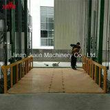 Plate-forme électrique hydraulique de levage de fret de vente d'usine avec la conformité de la CE