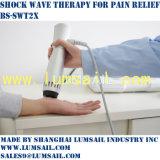Fisioterapia della macchina di terapia di onda d'urto e Ce medico della strumentazione dell'onda di urto di riabilitazione