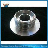 上海CNCの急流のプロトタイピングのステンレス鋼