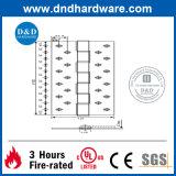 De op zwaar werk berekende Scharnier van het Staal voor de brand-Geschatte Deuren van het Staal (DDSS053)