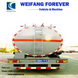 半燃料タンクのトレーラーオイルの輸送の炭素鋼のタンカー