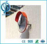 Una alta visibilidad irrompible espejo convexo del acero inoxidable de 60cm.