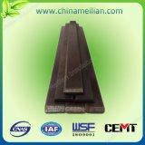 Электрический магнитный прокатанный клин шлица (h)