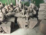 Parte personalizzata del acciaio al carbonio di alta qualità