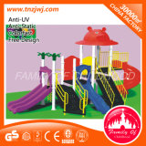 Apparatuur van de Speelplaats van de Dia van het Stuk speelgoed van kinderen de Plastic Openlucht