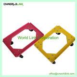 Carrinho de ferramentas Movimentador de plástico ABS do veículo de reboque para container