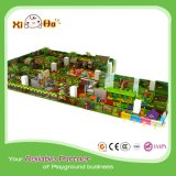 Cour de jeu intérieure d'enfants d'usine de Wenzhou pour le mail