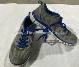 2016 chaussures de course de sport de tissu de qualité pour les femmes et la Madame (FCD-005)