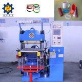 Machine de vulcanisation de presse de station simple de plaque automatique de clavier