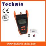 Тестер волокна Techwin оптически Powermeter Tw3208e с высокой эффективностью