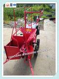 Pequeña máquina segador de maíz del maíz, segadora
