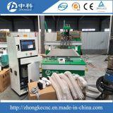 4 Kopf-Zylinder-ATC CNC-Holzbearbeitung-Maschinerie