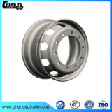 Full Painted Trailer card Alloy Wheels Rims 8.25*22.5