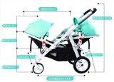 2016 heißer Design Twins Baby Spaziergänger mit En1888