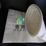 Industrielle Staub-Ansammlung Aramid Filtertüte für Stahlwerk-Kleber-Pflanze