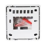 Wöchentlicher programmierenheizungs-Raum-Gas-Dampfkessel-Bodenheizung-Radioapparat-Thermostat